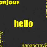 hello in all languages WordPress plugin