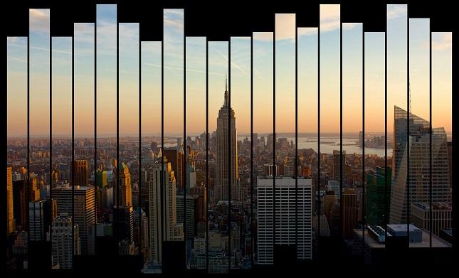 blinds effect screenshot